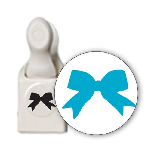 Ribbon Bow Medium Punch _M283103