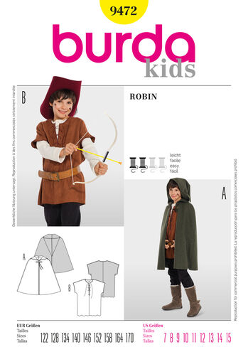 Burda Style Robin