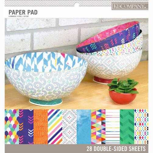 Trend Patterns 12X12 Spec Pad_30-697812