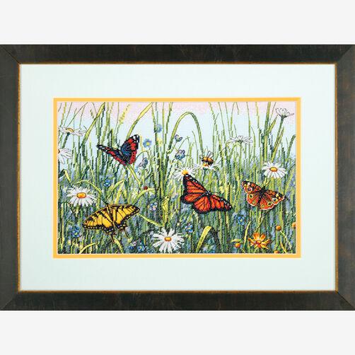 Field of Butterflies _70-35271