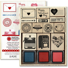 Love Notes Wooden Stamp Set_40-20011