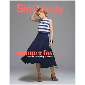 Simplicity Pattern Catalog SUMMER 2016