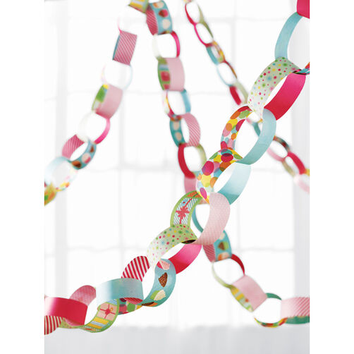 Modern Festive Paper Chain Kit_44-20008