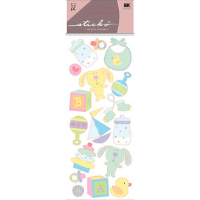 Baby Toy Stickers_52-30055