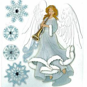 Winter Angel Stickers_50-20088