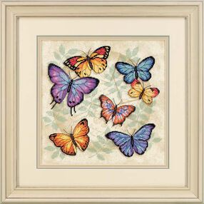 Butterfly Profusion, Counted Cross Stitch_35145