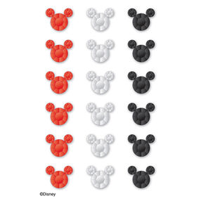 Mickey Mouse Jeweled Dimensional Stickers_DMHGS