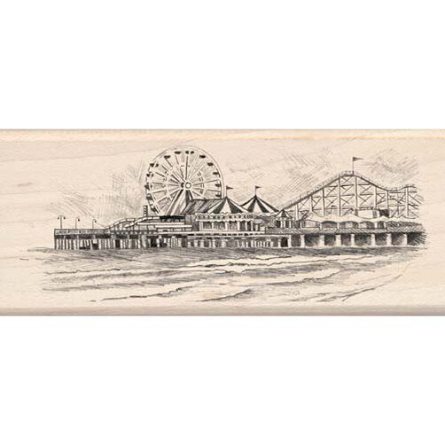 Seaside Amusement Pier_99202