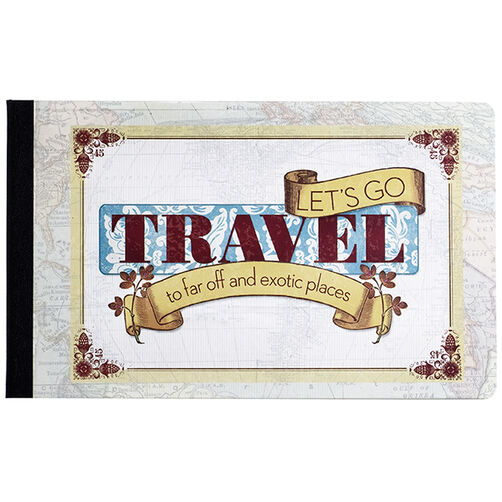Tim Coffey Travel 4x6 Photo Album_30-681668