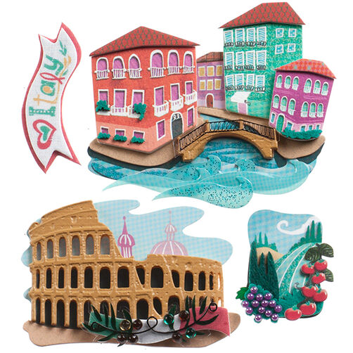 Italy Stickers_50-21618