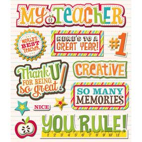 My Teacher Sticker Medley_30-586727