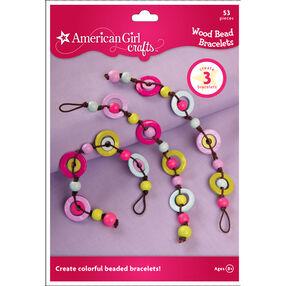 Wood Bead Bracelet Kit_30-575370