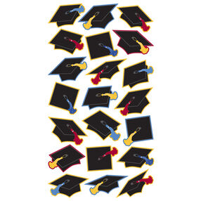 Grad Caps Stickers_52-20252