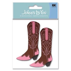 Women's Cowboy Boots Embellishments_JJJA009C
