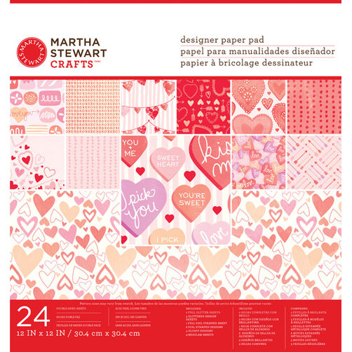 Valentine Paper Pad _48-00052