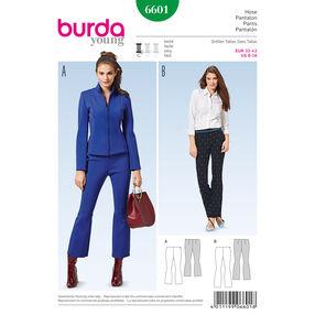 Burda Style Pattern 6601 Pants