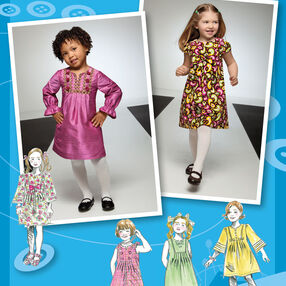 Toddlers' & Child's Dresses