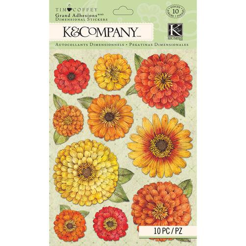 Tim Coffey Cottage Garden Warm Mix Grand Adhesions_30-598591