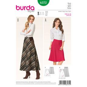Burda Style Pattern 6572 Skirt