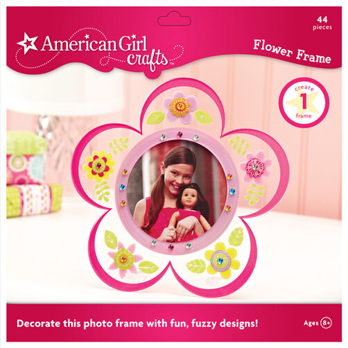 Flocked Flower Frame Kit_30-576827