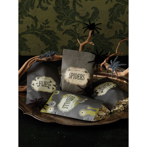 Haunted Wax Treat Bags_48-20136