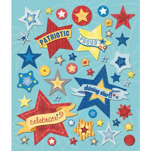 Stars Sticker Medley_30-588127