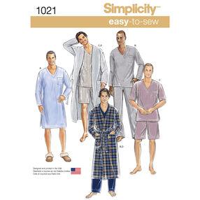 Men's Classic Pajamas & Robe