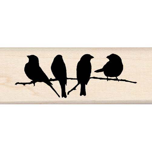 Branchful of Birds_97855