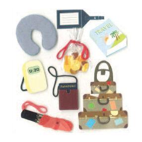 Travel Accessories Stickers_SPJB605