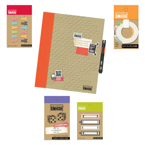 Pocket K&Company SMASH Pocket Folio Gift Pack_837463