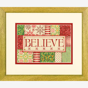 Believe in Counted Cross Stitch_70-08921