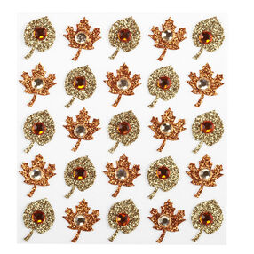 Fall Leaves Stickers_50-20424