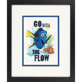Go with the Flow, Counted Cross Stitch_70-65173