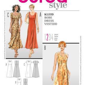 Burda Style, Dress
