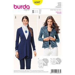 Burda Style Pattern 6587 Jacket