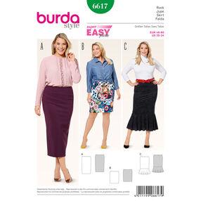 Burda Style Pattern 6617 Skirt