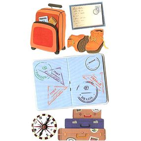 Travel Items Stickers_50-50574