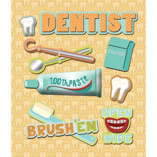 Dentist Sticker Medley_30-588394