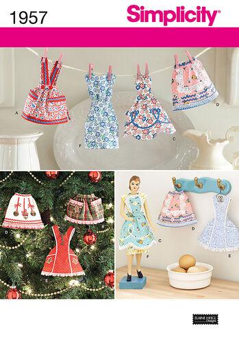 Apron Ornaments