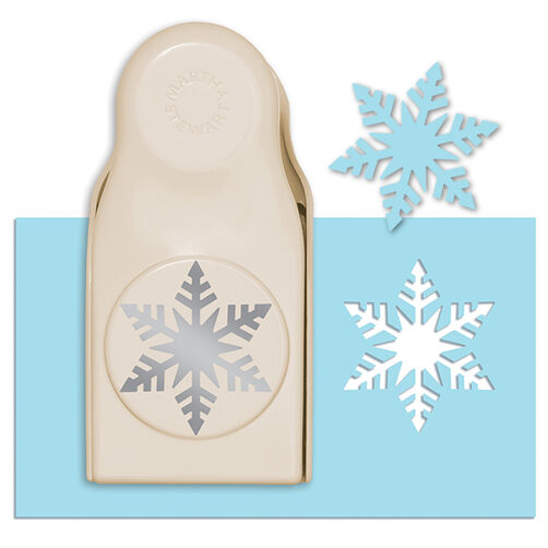 Fancy Snowflake Extra Large Punch _42-39005
