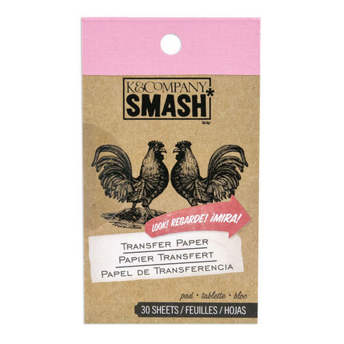 K&Company SMASH Transfer Paper Pad_30-671638