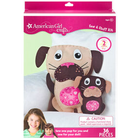 Dogs Sew & Stuff Kit_30-677401