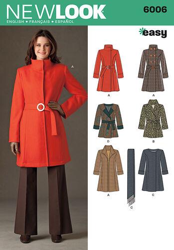 Misses' Coats
