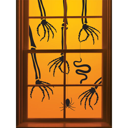 Gothic Manor Hands and Critters Window Clings_48-20260