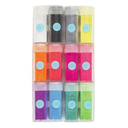 Neon Glitter 12 Pack _40-34044