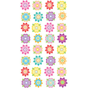 Mini Flower Repeats Stickers_52-00511