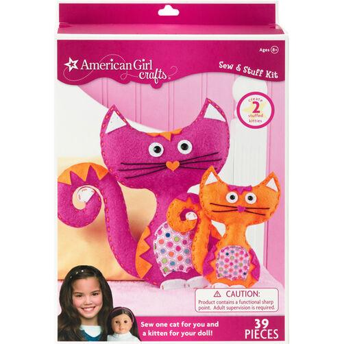 Cats Sew & Stuff Kit_30-677395