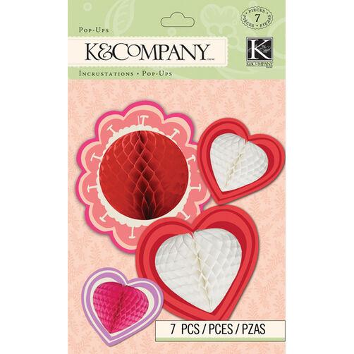 Cupid Honeycomb Pop-Ups_30-669406