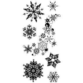 Snowflakes A-plenty_98397