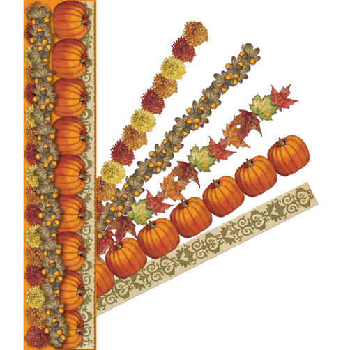 Tim Coffey Fall Adhesive Borders_30-592575